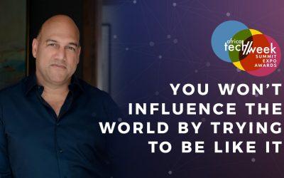 World Class Keynote Speaker Announced for Africa Tech Week