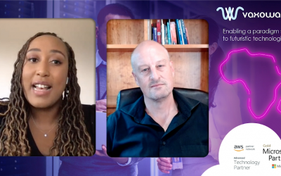 "Vaxowave Co-Founders and Executive Directors Walk Us Through 'What happens when cloud goes wrong"" at the Africa Tech Week Summit 2020"